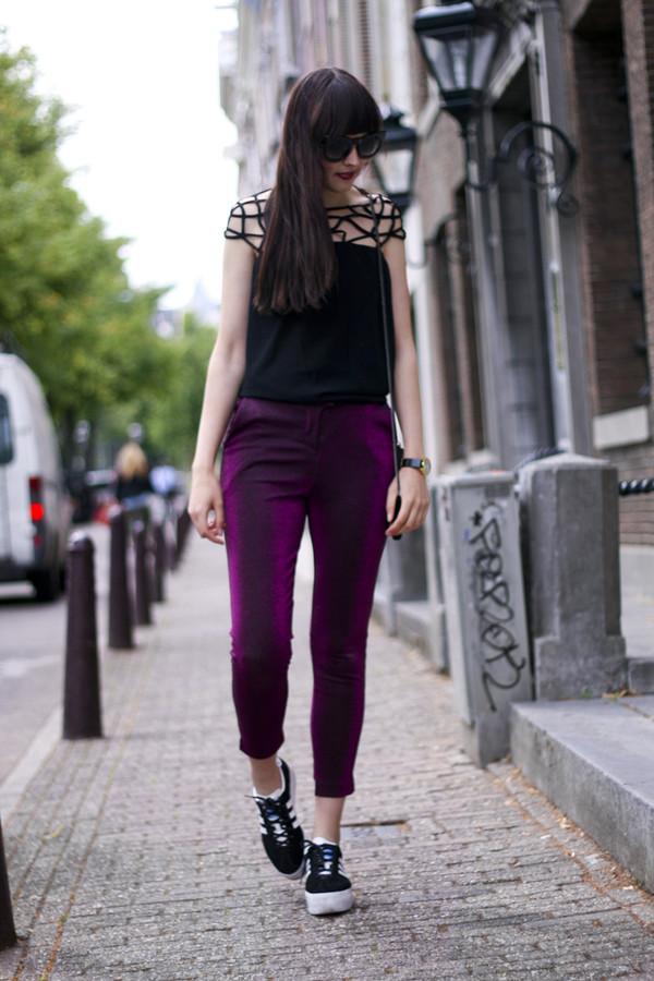 a dash of fash sunglasses bag shoes dress shirt pants