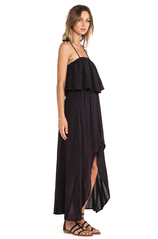 RVCA vestido luck now en Color negro   REVOLVE