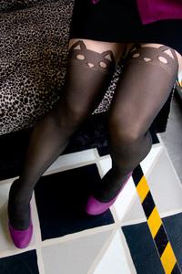 Socks by Sock Dreams »  Cat Tights