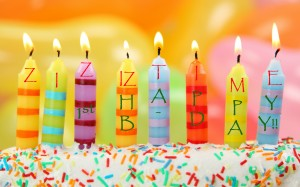 Happy Birthday, ZIZ iz TIME! | ZIZ iz TIME