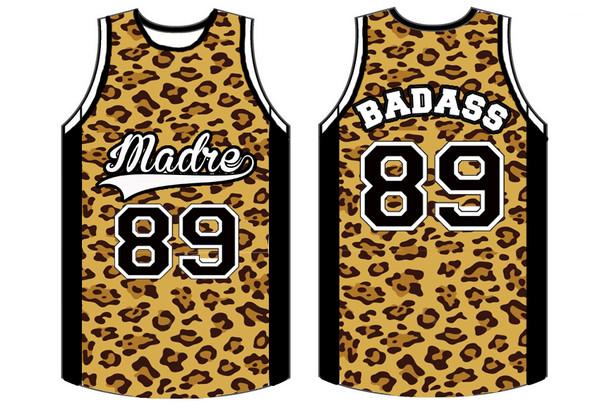 t-shirt badass 89 eminem snapback dope swag basketball jersey leopard print