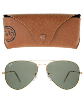 Ray-Ban | Ray-Ban Aviator Sunglasses at ASOS