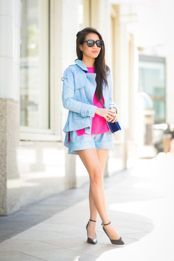 wendy's lookbook t-shirt jacket sweater shoes bag sunglasses jewels