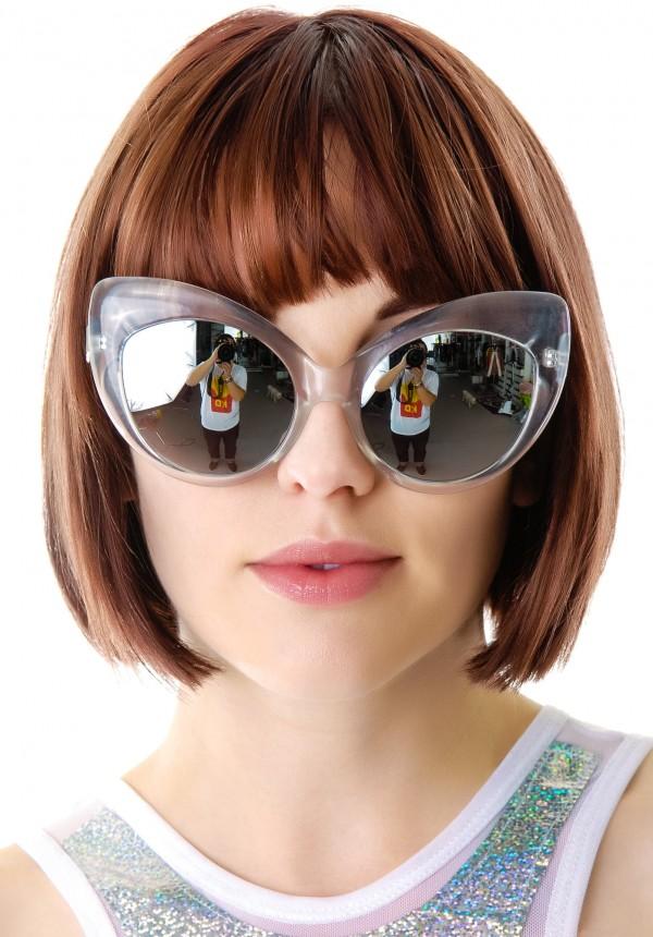 UNIF The Moodys Sunglasses | Dolls Kill