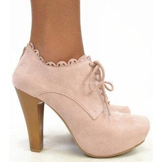 shoes heels blush valentine platform shoes romantic