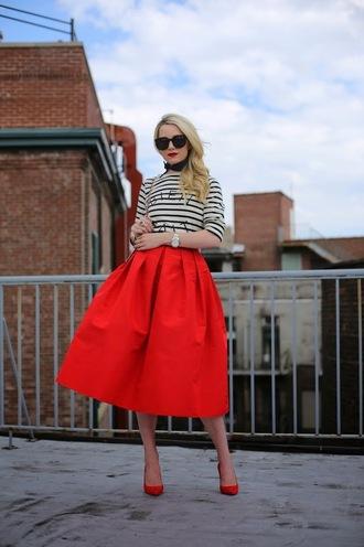 atlantic pacific skirt t-shirt shoes bag sunglasses jacket