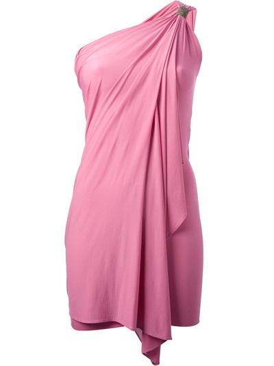 Plein Sud One Shoulder Dress - Gigi Tropea - Farfetch.com