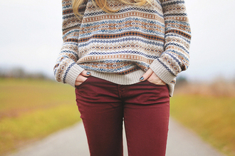 sweater clothes vintage winter sweater fall outfits