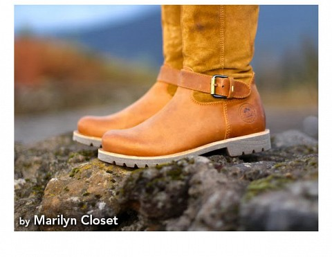 Amberes -Botas Panama Jack Mujer-Comprar Botas online :: Panama Jack