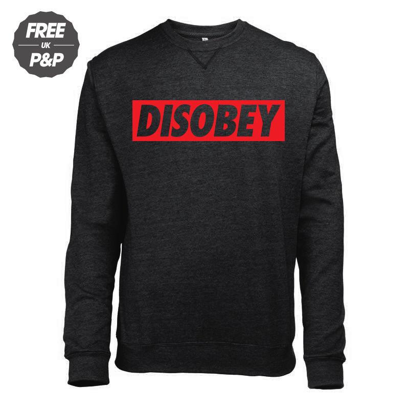 OBEY DISOBEY SWEATSHIRT OBEY DRAKE YMCMB OFWG SWEATER, DOPE, CROOKS, STREETWEAR | eBay