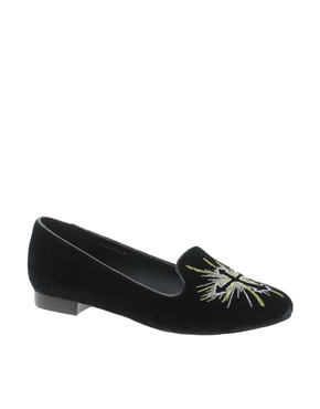 ASOS   ASOS LIGHTFIELD Slipper Shoes at ASOS