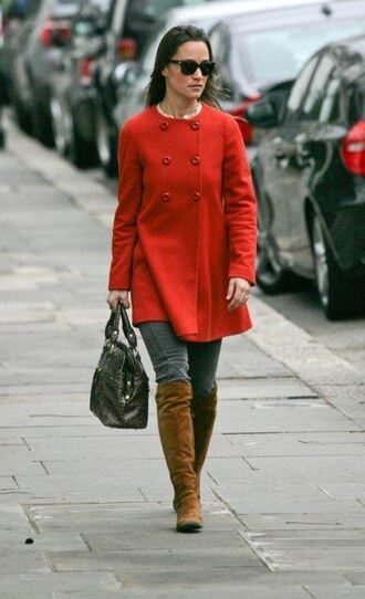 jeans pippa middleton grey jeans coat