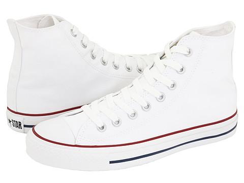 Converse Chuck Taylor® All Star® Core Hi Optical White - Zappos.com Free Shipping BOTH Ways