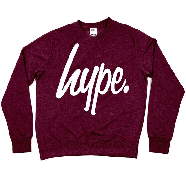 sweater sweat hype