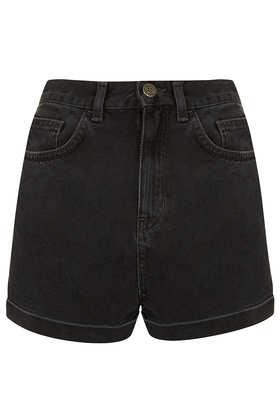 MOTO Black  Shorts - Shorts  - Clothing  - Topshop USA