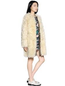FUR & SHEARLING - MARNI -  LUISAVIAROMA.COM - WOMEN'S CLOTHING - FALL WINTER 2014