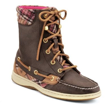 Amazon.com: Sperry Top-Sider Women's Hikerfish Boot: Shoes