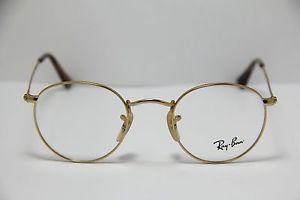 Vintage Gold Eyeglass Frames | eBay