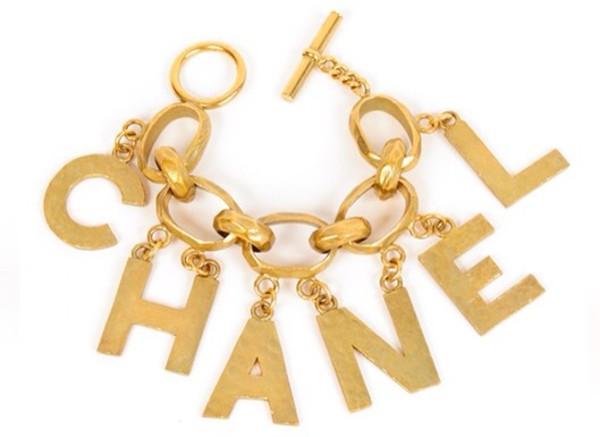jewels gold chanel bracelets