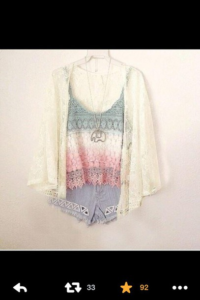 shirt tribal pattern