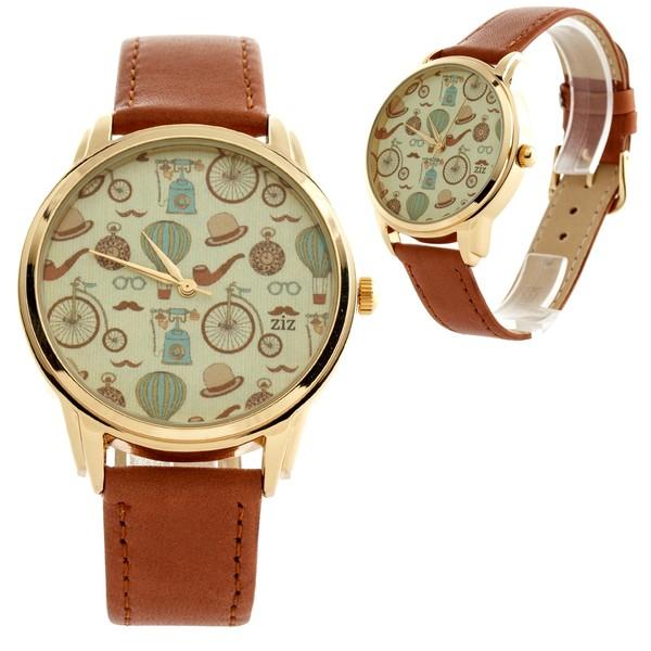 jewels watch watch brown ziz watch ziziztime