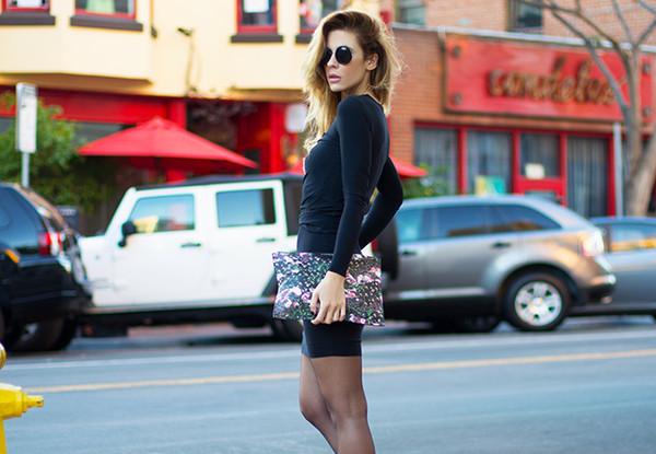 sunglasses bag dress shoes