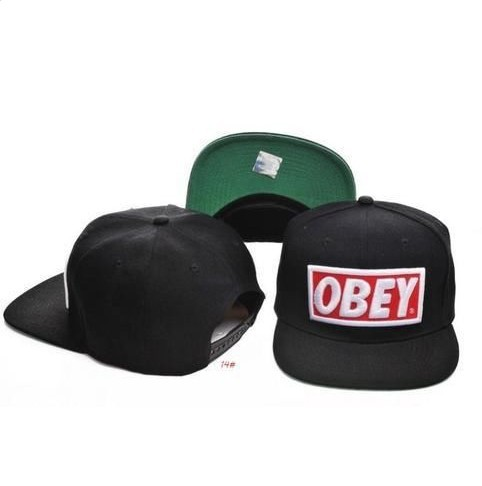 hot sell Obey baseball Snapback Leopard Black Hats Hip Hop adjustable bboy Cap-in Baseball Caps from Apparel & Accessories on Aliexpress.com