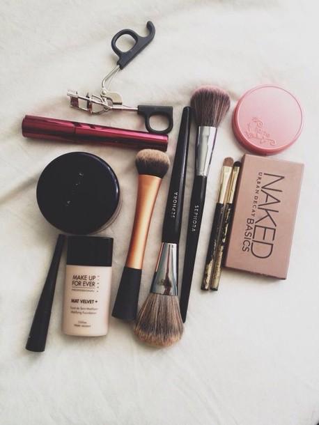 make-up naked naked palette naked basics sephora
