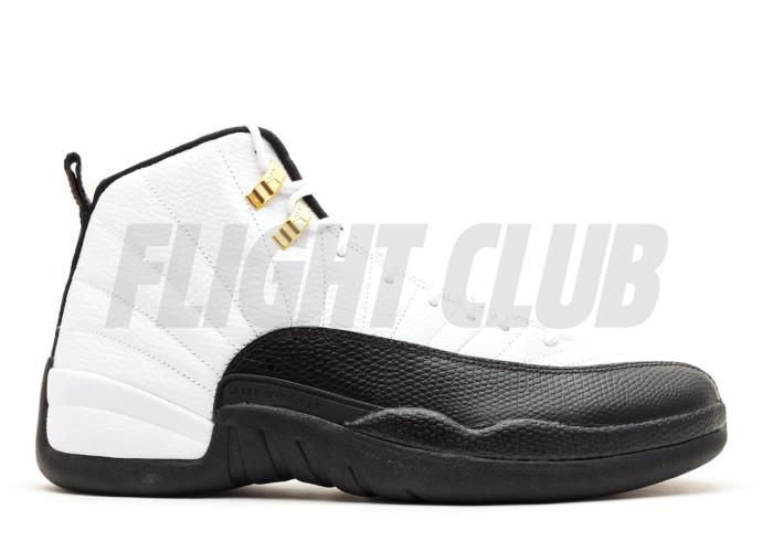 """air jordan 12 retro """"taxi 2013 release"""" - Air Jordan 12 - Air Jordans    Flight Club"""