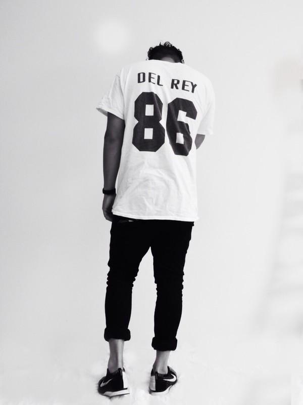 shirt lana del rey white shirt