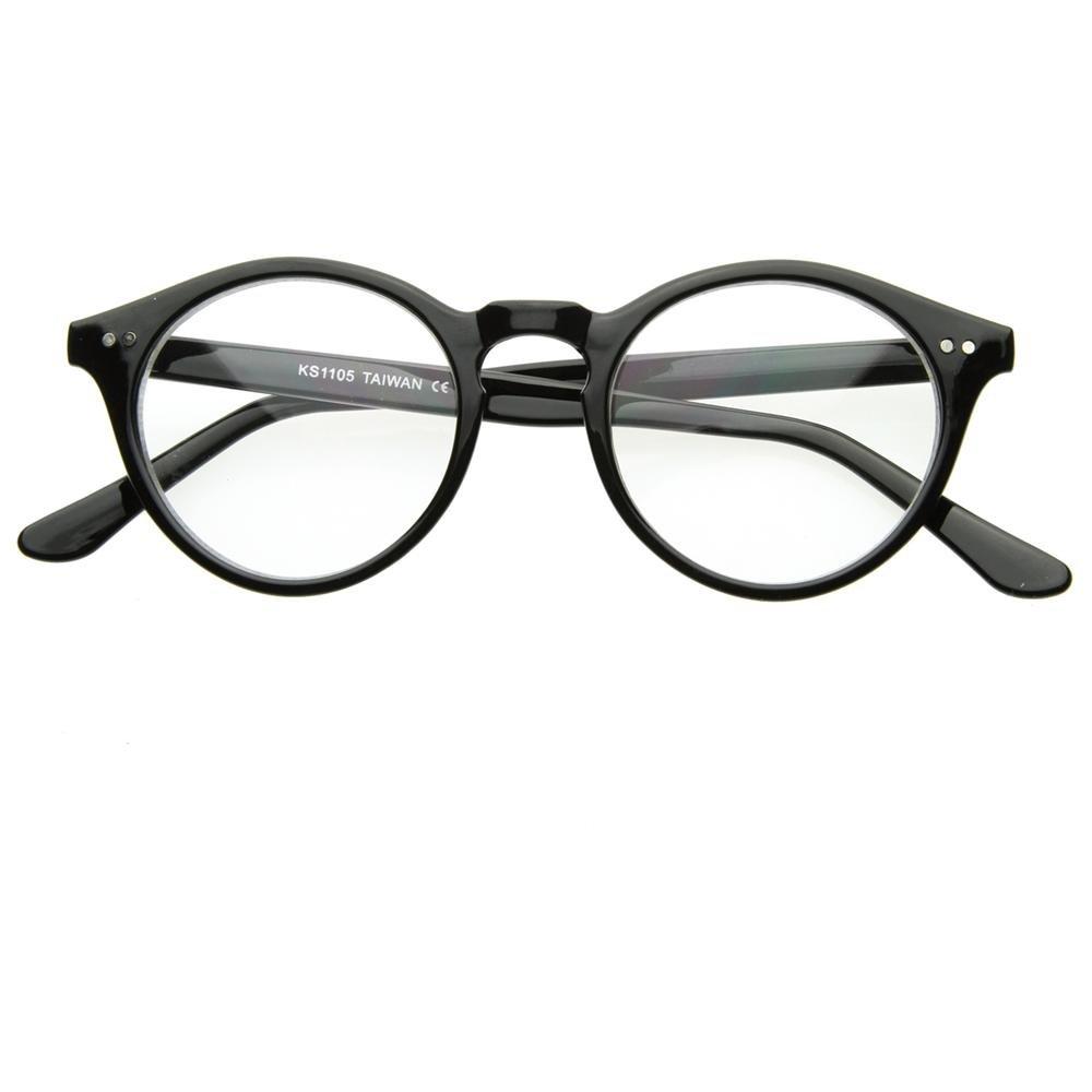 Spectacles Vintage Inspired Small Round Retro Circle Sunglasses - Rakuten.com Shopping