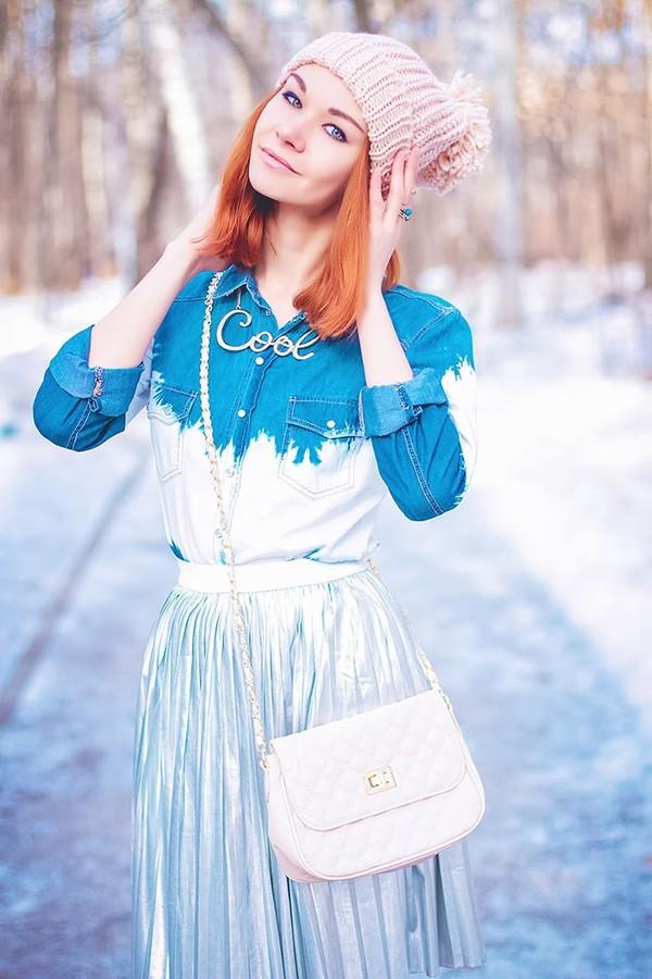 gvozdishe shirt skirt jewels shoes