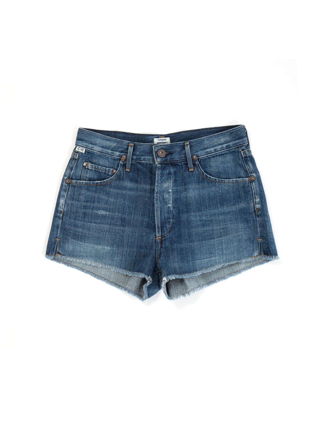 Chloe High Waisted Short :: Women | Scoop NYC