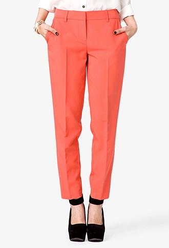Knit Skinny Pants | FOREVER21 - 2023070307