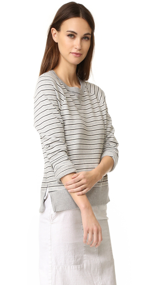 sweater fashion clothes stripes sweatshirt
