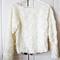White rose blouse |  d.m. retro