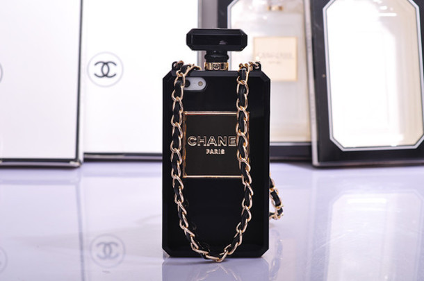 chanel iphone case jewels iphone iphone iphone cover perfume bag 10355