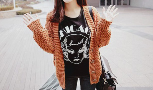 cardigan jacket korean fashion kfashion asian asian fashion