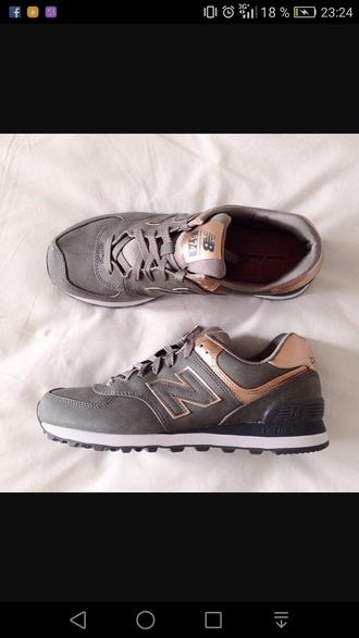 shoes grey new balance 574 precious sneakers new balance sneakers new balance