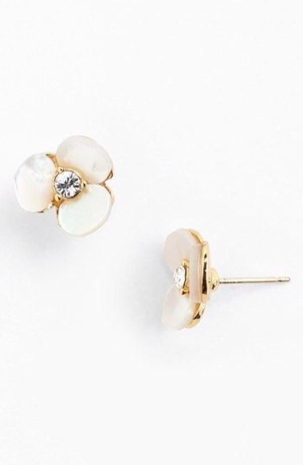 jewels flower stud earrings stud earrings earrings
