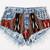 Chelsea Studded Festival Babe Shorts | RUNWAYDREAMZ