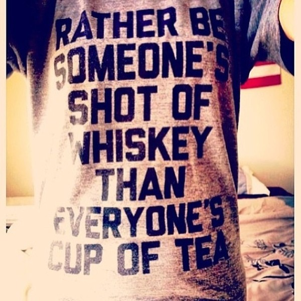 shirt t-shirt quote on it
