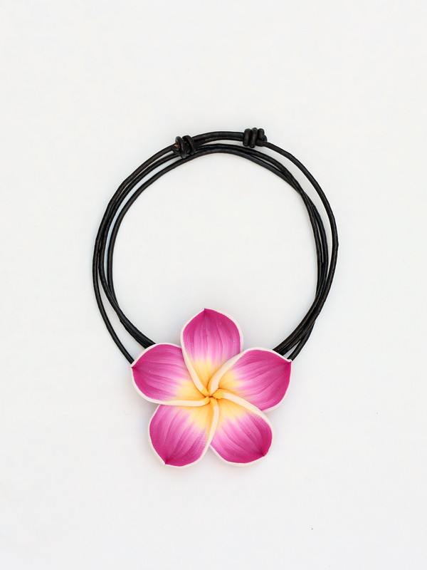 hair accessory necklace