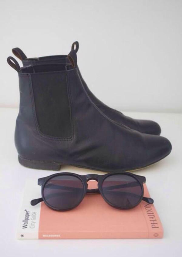 shoes chelsea boots harry styles lou teasdale