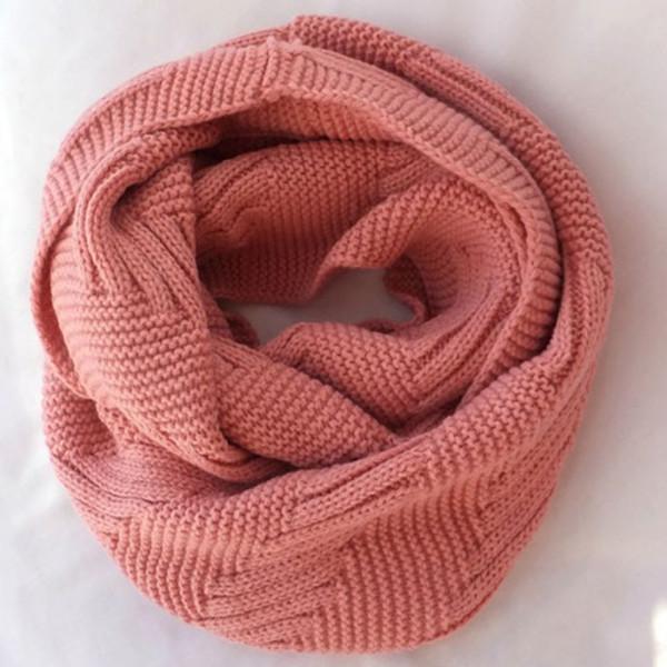 scarf roman pure color
