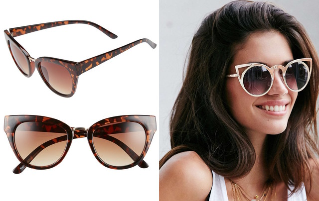 201d3f7e68b Classic Or Contemporary  What Is Your Sunglasses Style This Summer ...