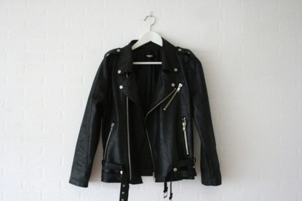 jacket leather black leather jacket perfecto black perfecto