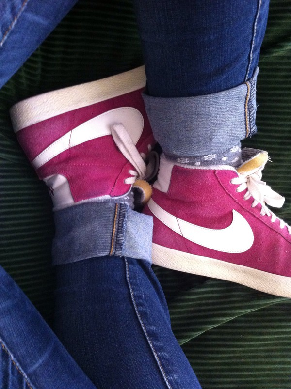 shoes nike nike blazer blazer pink dress girly perfect swag swag pink by victorias secret fashion