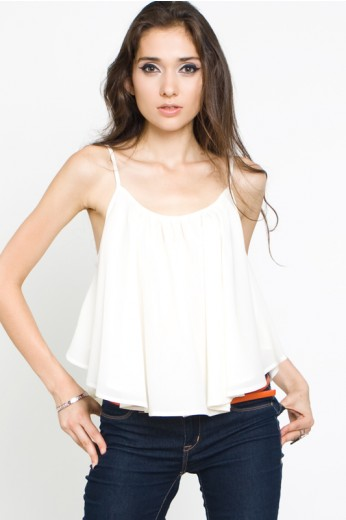 Lovers and Friends Stars Billowy Top- Lovers Friends Tops- $89.99