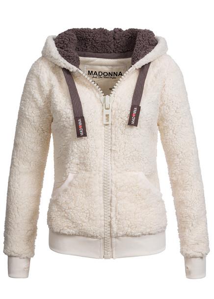 sweater teddy fluffy bear ears warm sweater warm